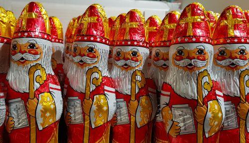 Saint Nicholas Candy