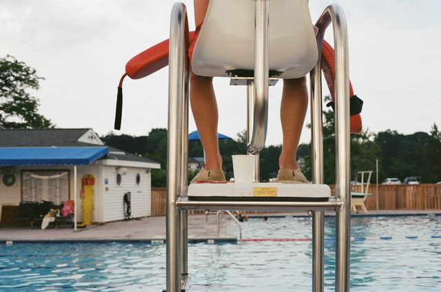 pool lifeguard water safety